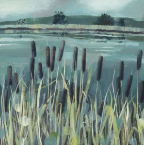 claire-henley-Bulrushes