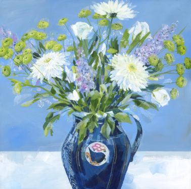 ClaireHenley-The Blue Vase