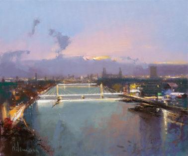 The Thames at Dawn