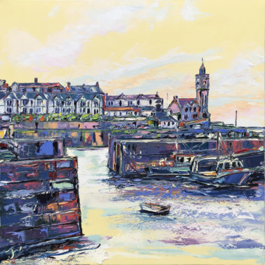 joe-armstrong-PorthlevenHarbour