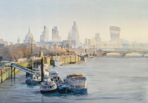 Oliver-Pyle-DownstreamFromWaterlooBridge