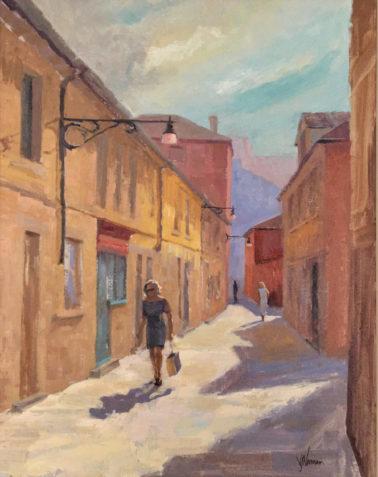 vicki-norman-SunlitStreet