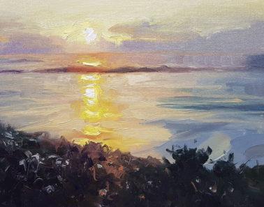 jenny_aitken-SunsetOverBurhou