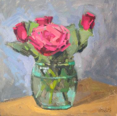 Valérie-Pirlot-RosesintheStudio
