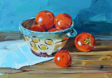 david_morris-Handmade-bowl-andTomatoes