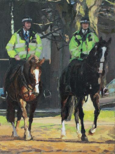 craig_allan_lee-MountedPolice