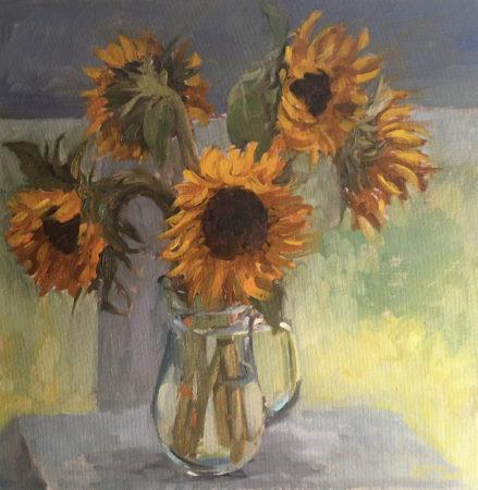 helen_tarr-ASummerofSunflowers